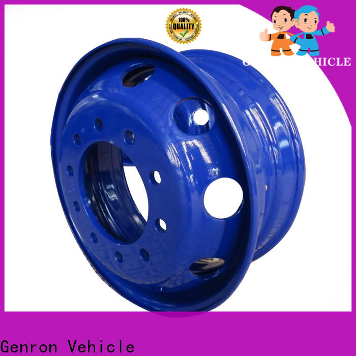 Genron best price custom trailer rims inquire now for truck