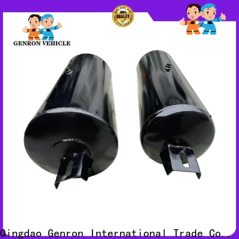 Genron hot selling heavy truck air tanks factory direct supply on sale