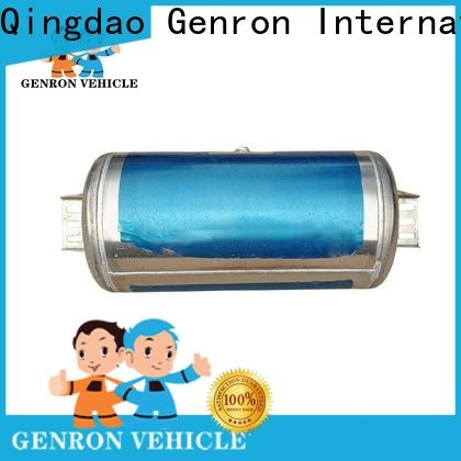 Genron reliable semi air tank factory direct supply bulk production