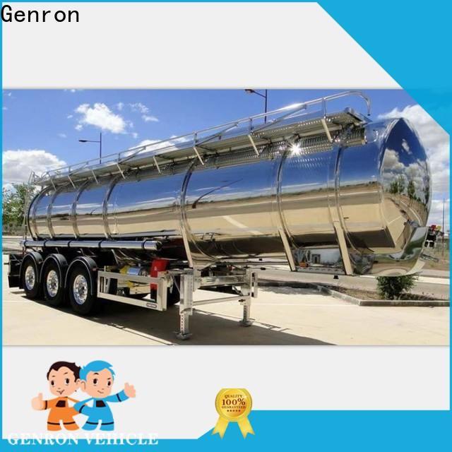 Genron high-quality lpg semi trailer best supplier for trailer