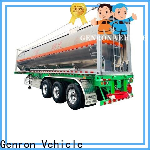 Genron bulk cement carrier best manufacturer for sale