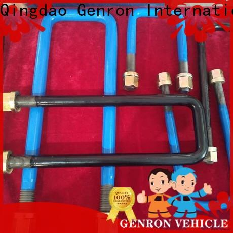 Genron best stainless square u bolts supply for truck