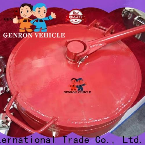 Genron best value trailer manhole cover company for trailer