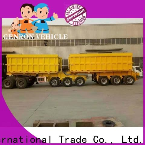 top tractor trailer dump truck factory direct supply for truck
