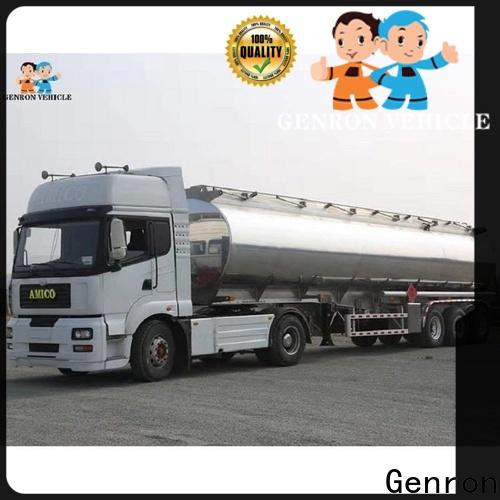 Genron top quality lpg tank trailer wholesale bulk buy