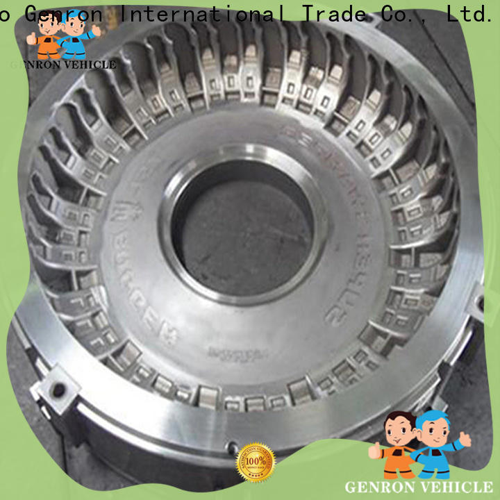 Genron tyre mould factory direct supply on sale