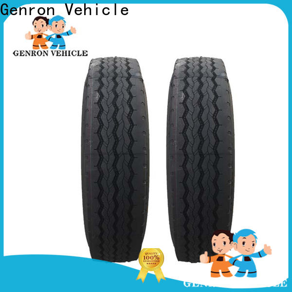 Genron cost-effective inexpensive truck tires inquire now for promotion