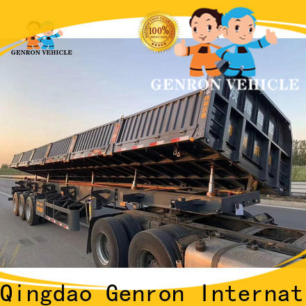 high quality truck and dump trailer best supplier for trailer