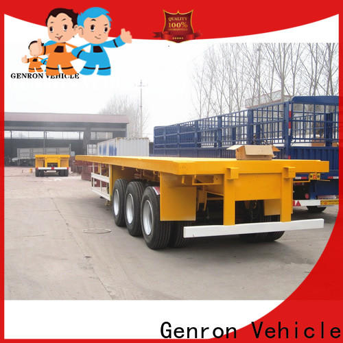 promotional 40ft shipping container trailer directly sale bulk buy