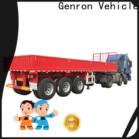 factory price custom cargo trailers best supplier on sale