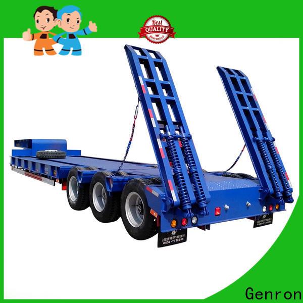 Genron new excavator transporter best manufacturer bulk buy