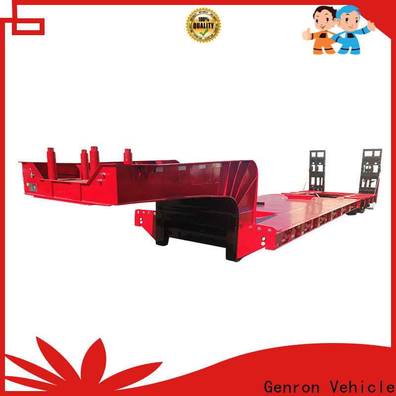 top selling excavator transporter supplier bulk production