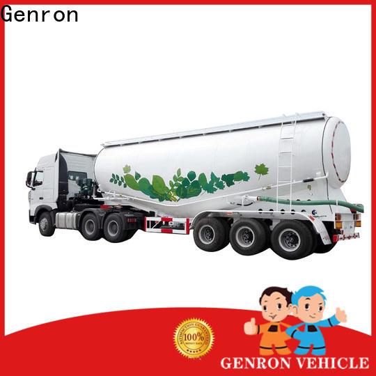 latest cement tanker trailer best supplier for trailer