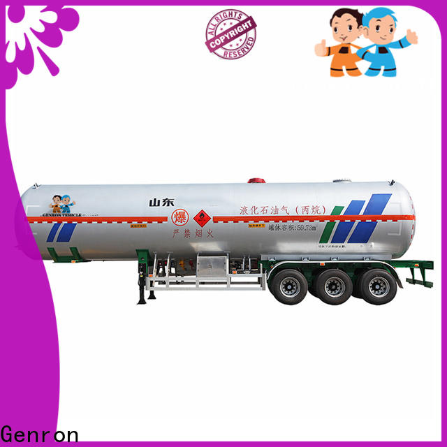 Genron factory price bulk cement carrier with good price on sale