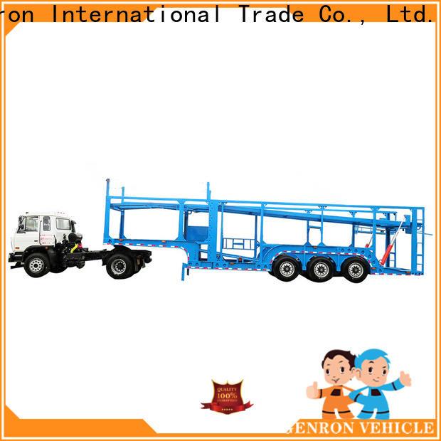 Genron 6 car trailer best supplier bulk buy