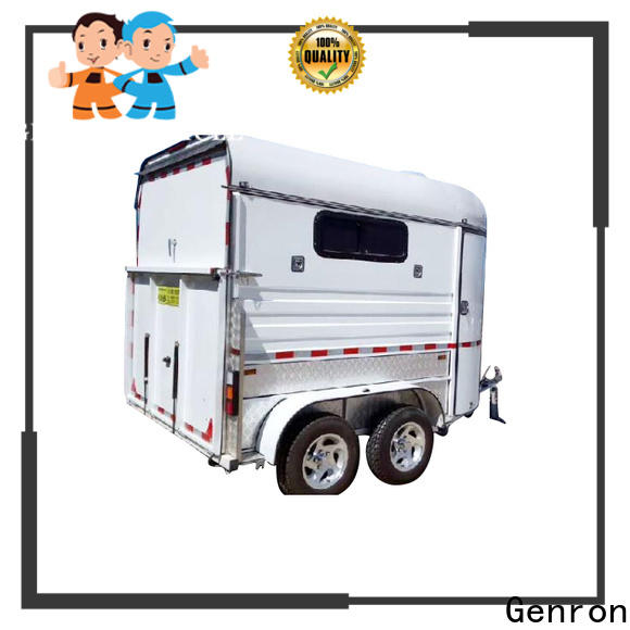 Genron latest rv travel trailers best supplier on sale