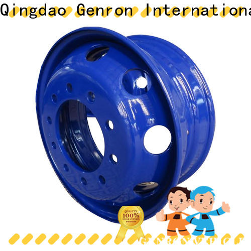 Genron worldwide semi trailer rims for sale from China for vehicle