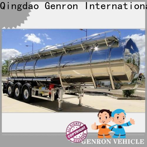 Genron semi tanker trailers for sale directly sale for sale