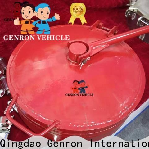 custom tank trailer manhole cover company for trailer
