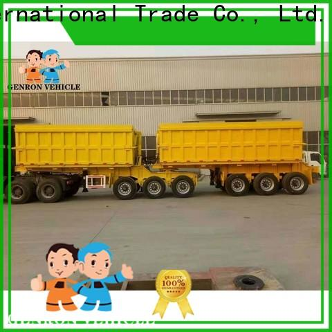 Genron farm trailer factory bulk production
