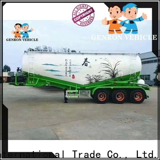reliable lpg trailer tanker series bulk production
