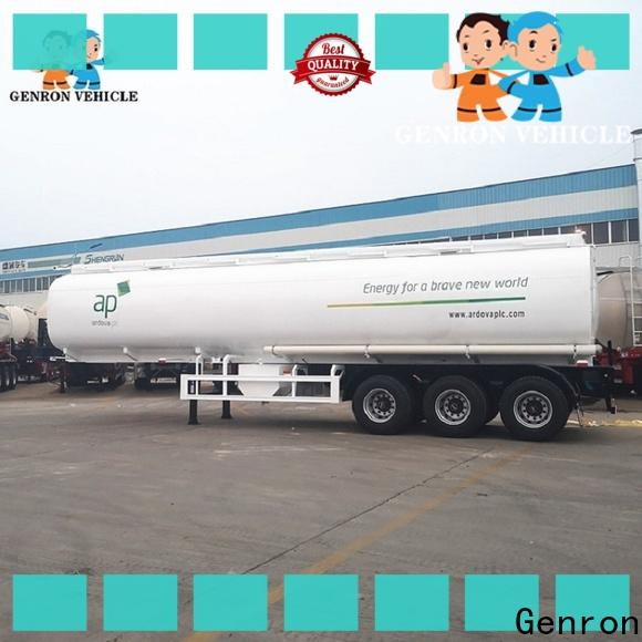 new fuel truck trailer supply for sale