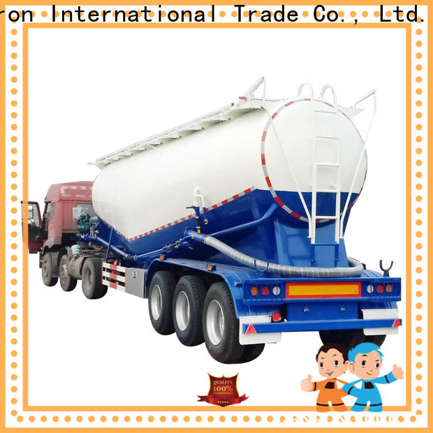 Genron lpg tank trailer directly sale bulk production