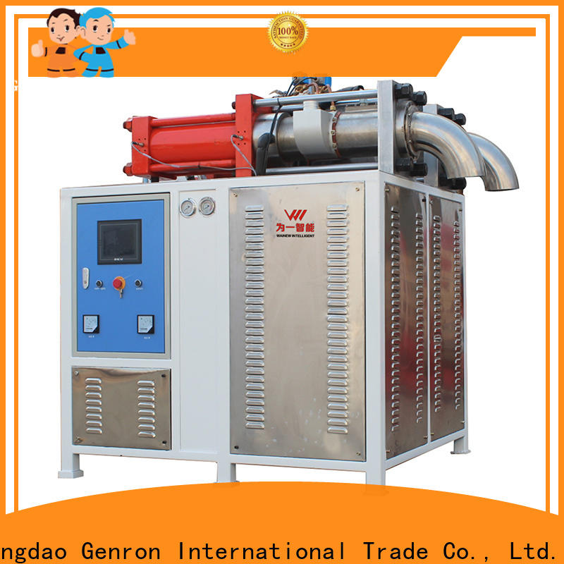 Genron dry ice machine china factory for ice-making