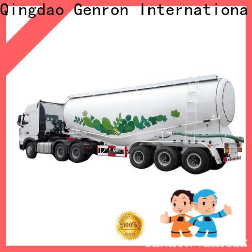 popular fuel tanker semi trailer inquire now on sale