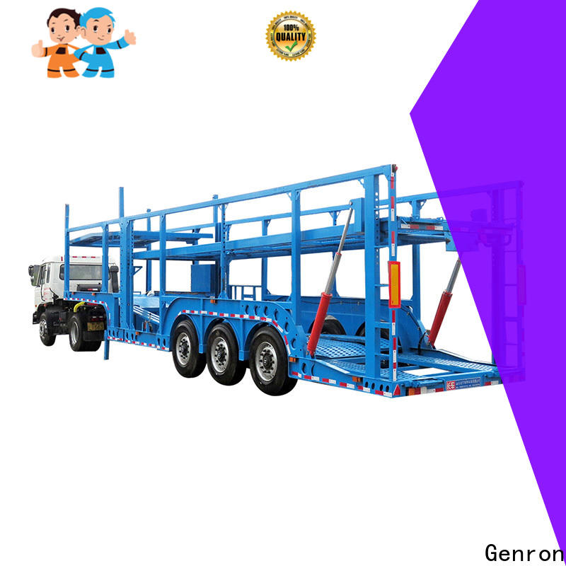 Genron trailer auto suppliers for vehicle