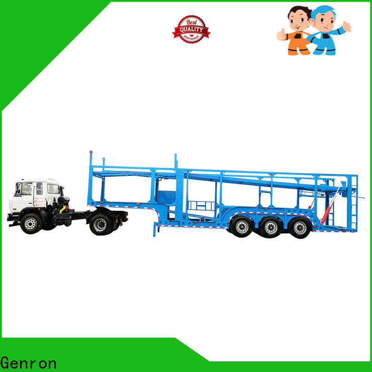 custom small car carrier trailer manufacturer bulk production