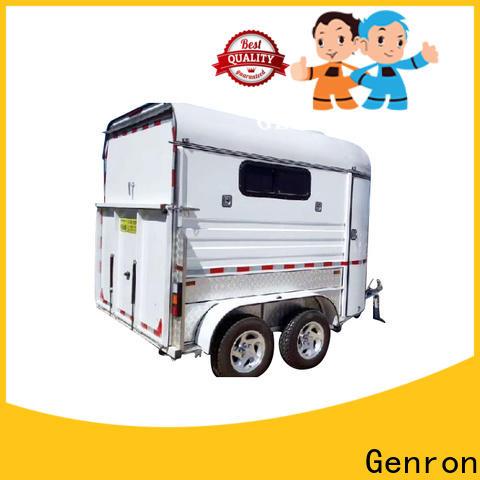 Genron quality travel trailer campers for sale best supplier bulk buy