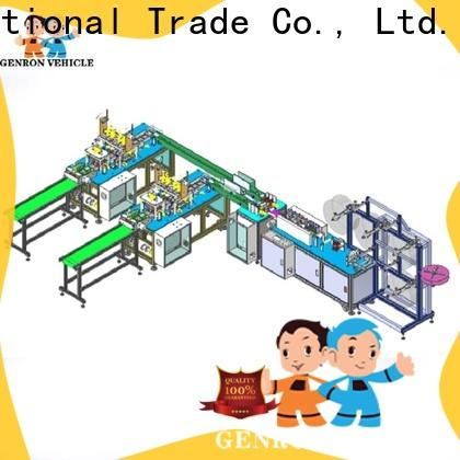 custom automatic disposable mask machine from China bulk production