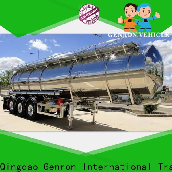 hot-sale insulated tanker trailers supplier for promotion