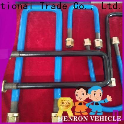 Genron custom trailer axle square u bolts inquire now for truck