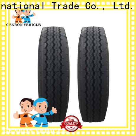 Genron cheap the best light truck tires wholesale with high cost performance