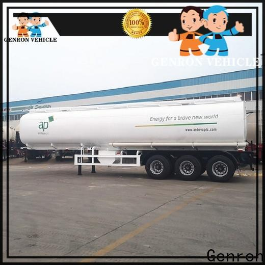 Genron cement tanker trailer for sale inquire now for sale