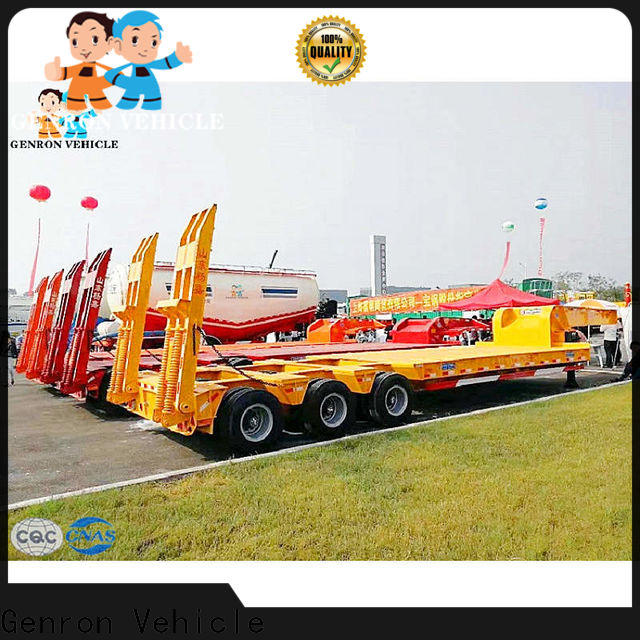 low-cost low base trailer manufacturer on sale