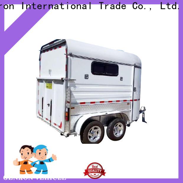 Genron affordable camper trailers manufacturer bulk production