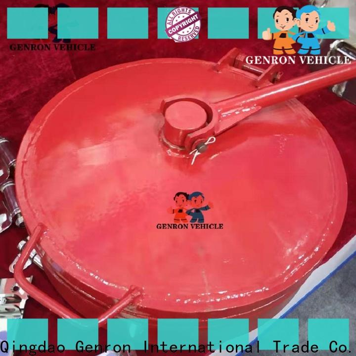 Genron manhole lid from China on sale