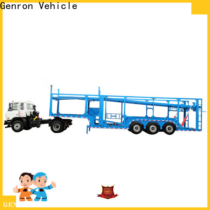 top 8 car trailer car carrier supplier bulk production