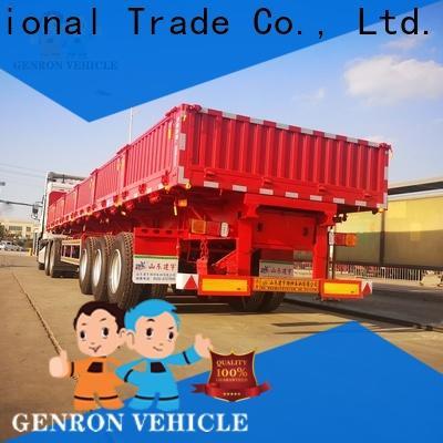 custom bulk grain trailer inquire now for promotion