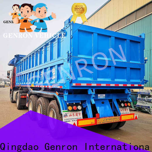 reliable dump truck and trailer wholesale for promotion